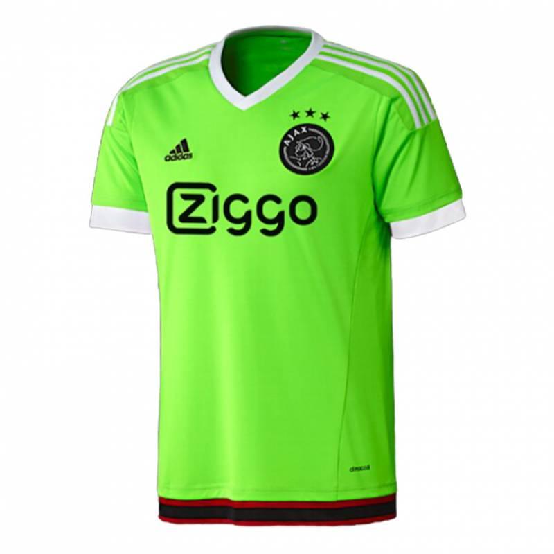 Camiseta Ajax exterior 2015/2016