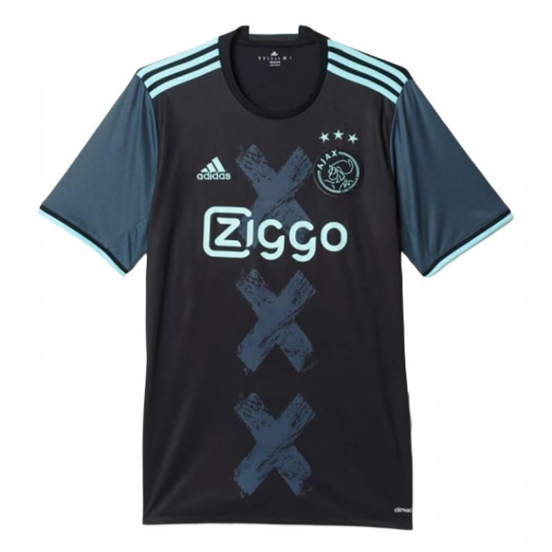 Camiseta Ajax exterior 2016/2017