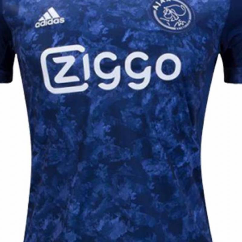 Camiseta Ajax exterior 2017/2018