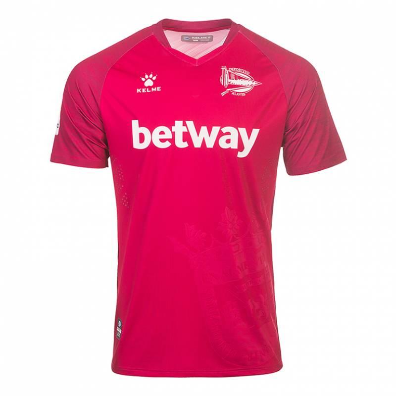 Camiseta Deportivo Alavés exterior 2019/2020