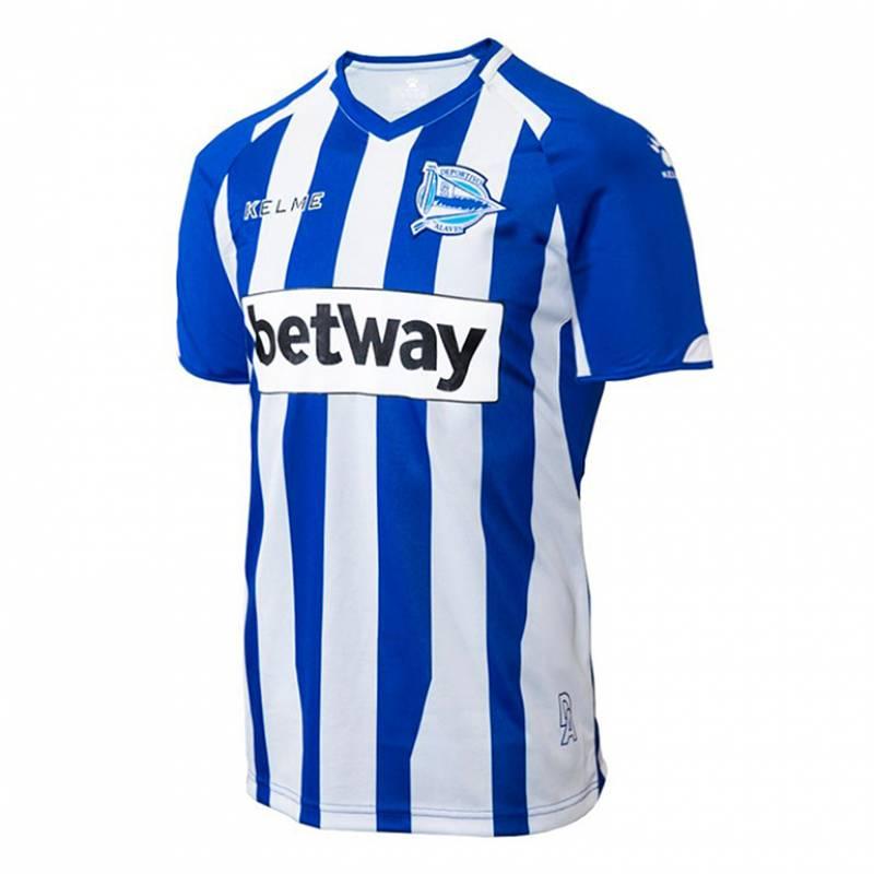 Camiseta Deportivo Alaves casa 2018/2019