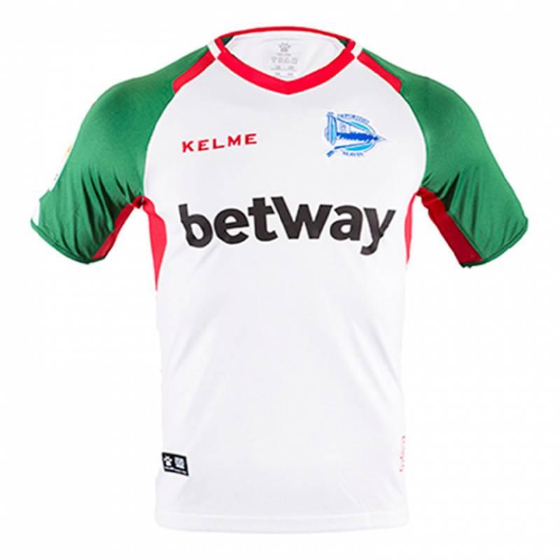 Camiseta Deportivo Alaves tercera 2018/2019
