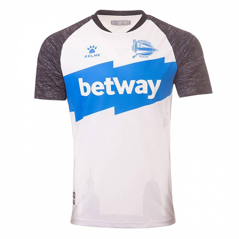 Camiseta Deportivo Alavés tercera 2019/2020