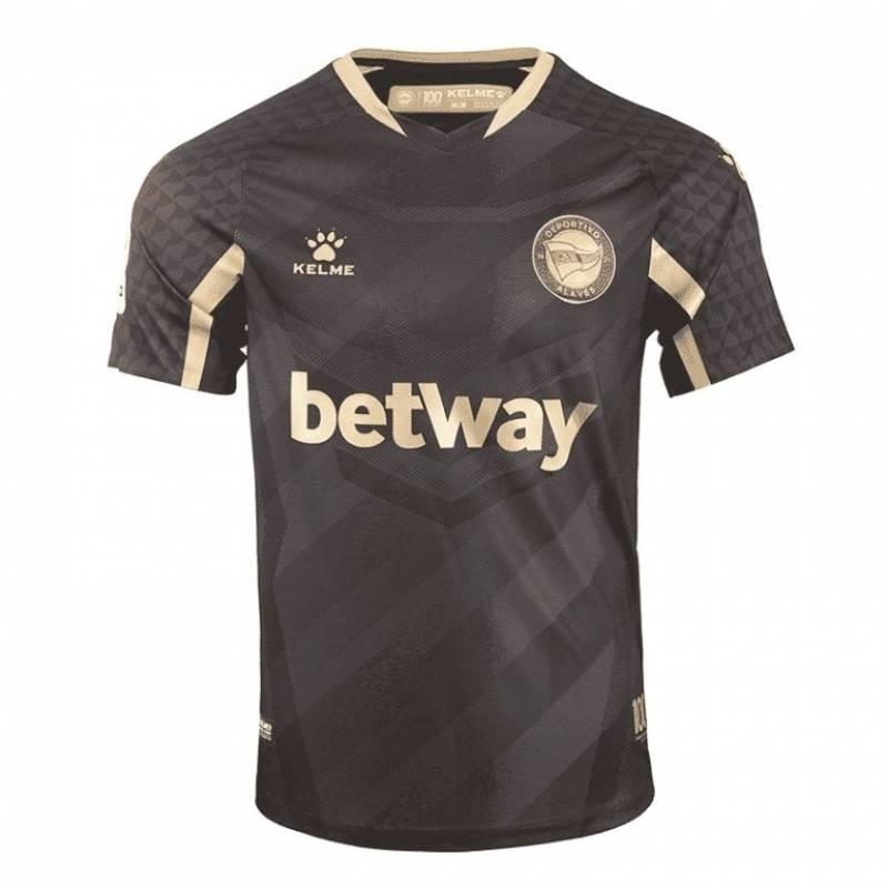 Camiseta Deportivo Alavés tercera 2020/2021