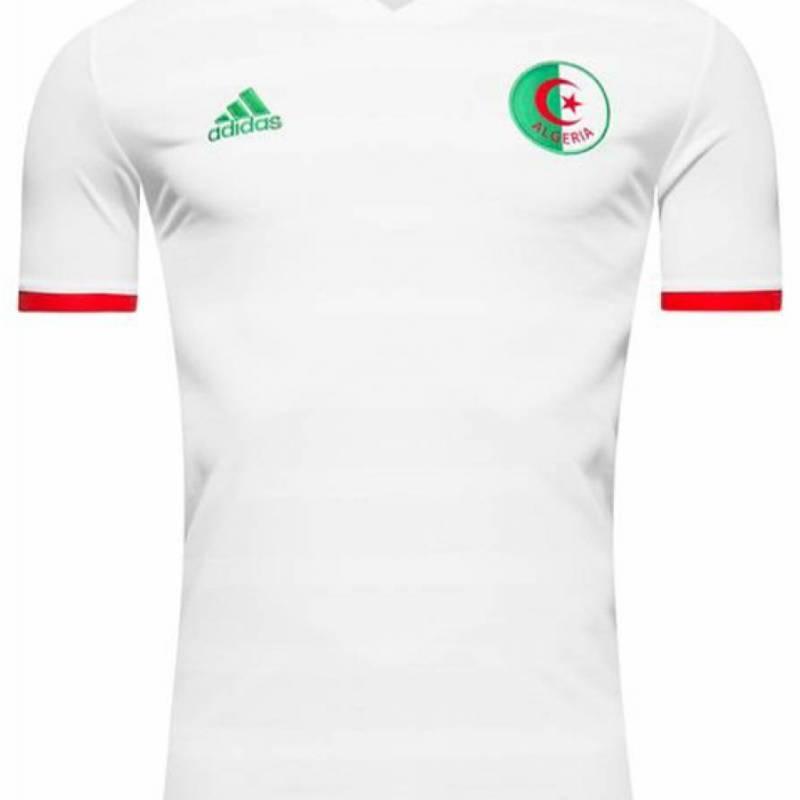 Camiseta Argelia casa 2018