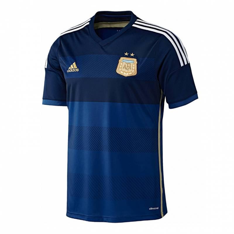 Camiseta Argentina exterior 2014