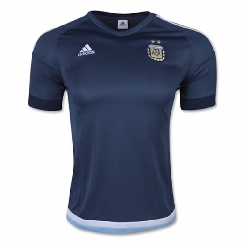 Camiseta Argentina exterior 2015