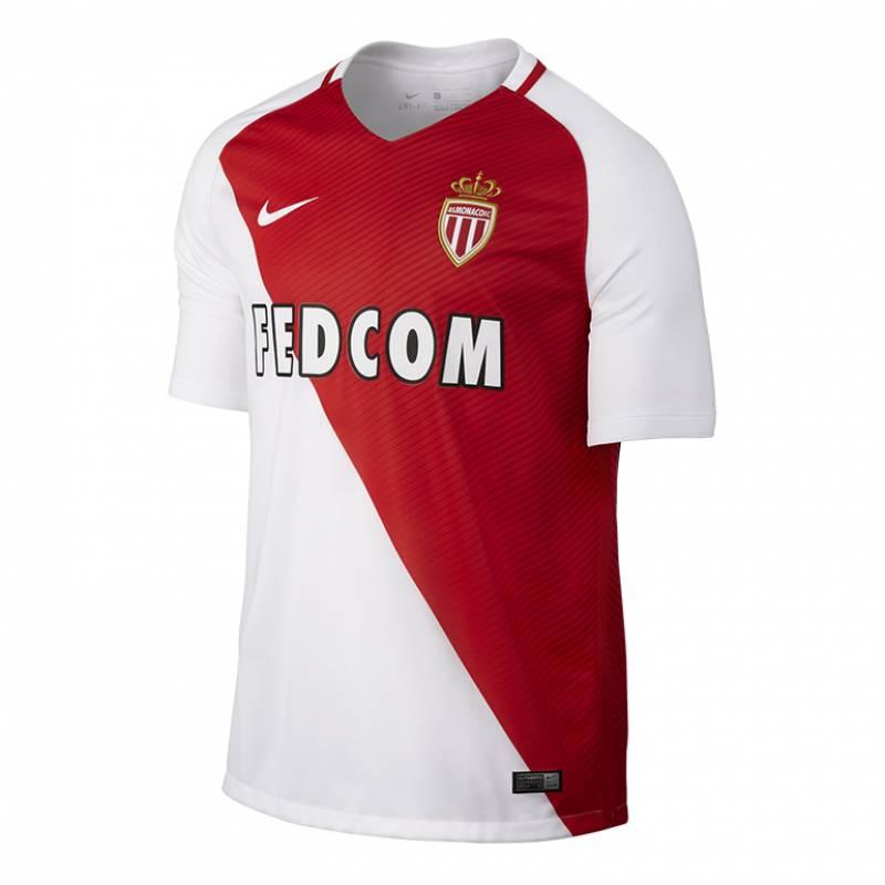 Camiseta AS Monaco casa 2016/2017