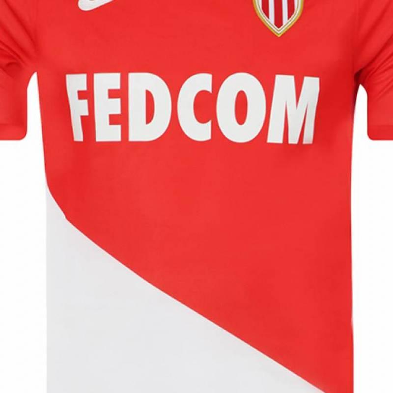 Camiseta AS Monaco casa 2017/2018
