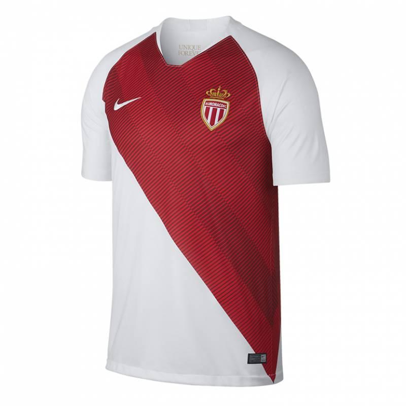 Camiseta AS Monaco casa 2018/2019