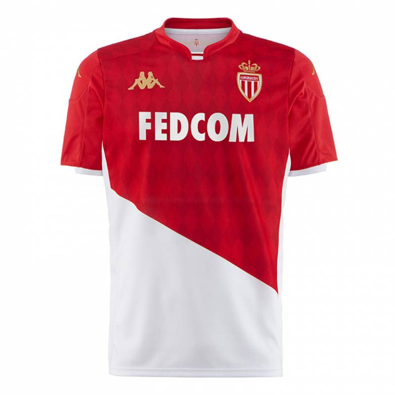 Camiseta AS Monaco casa 2019/2020