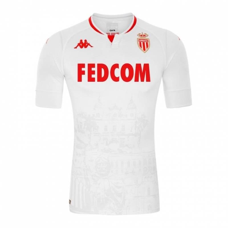 Camiseta AS Monaco tercera 2020/2021