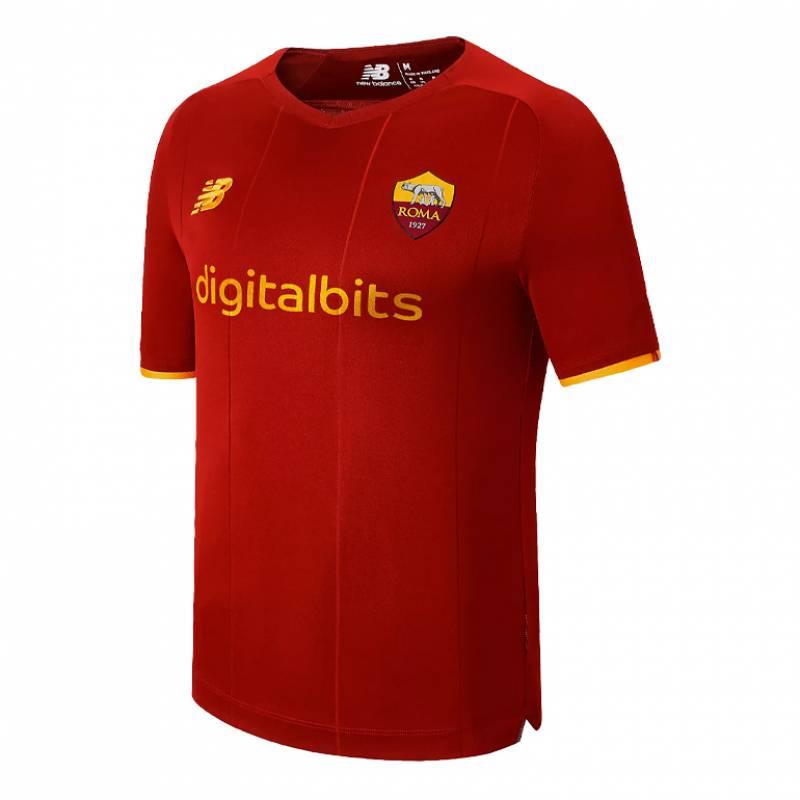 Camiseta Roma casa 2021/2022