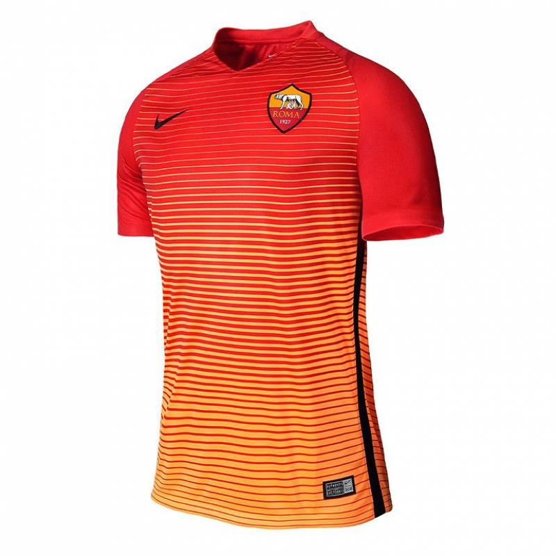 Camiseta AS Roma tercera 2016/2017