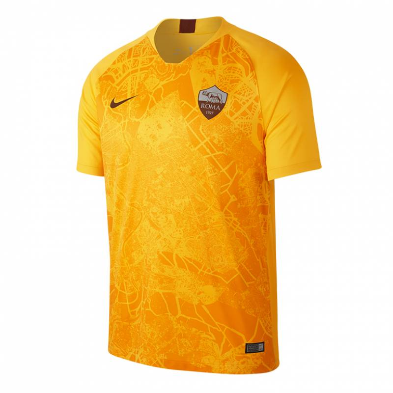 Camiseta AS Roma tercera 2018/2019