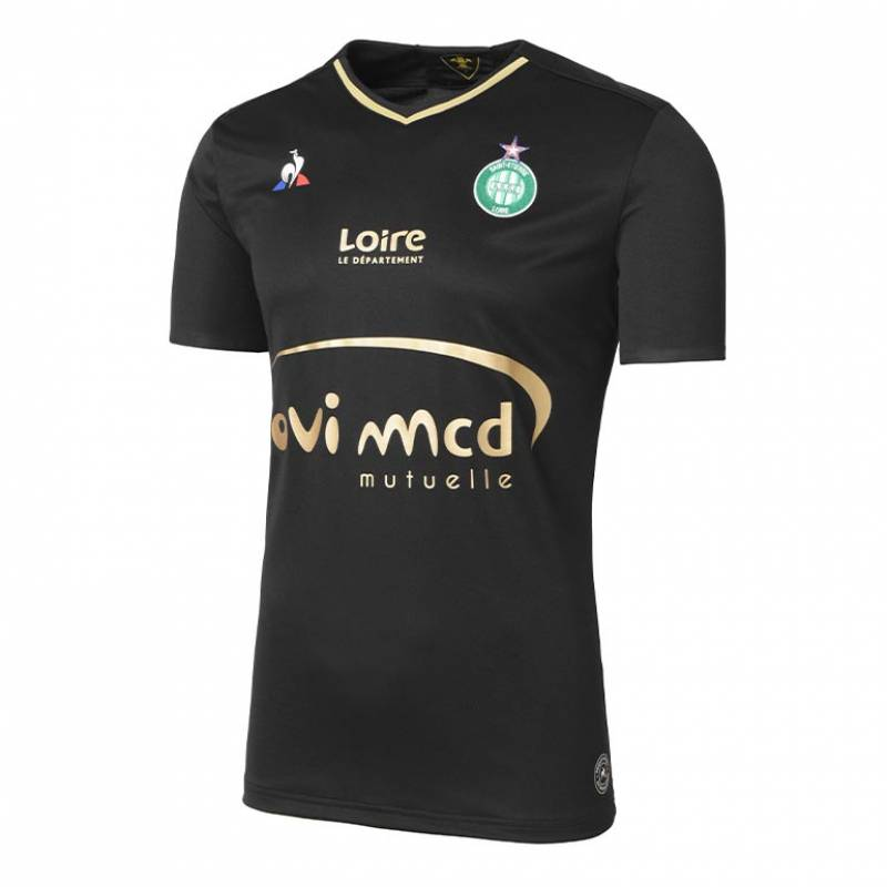 Camiseta Saint-Étienne exterior 2017/2018