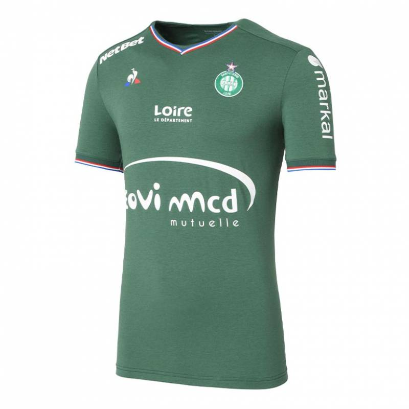 Camiseta Saint-Étienne casa 2017/2018