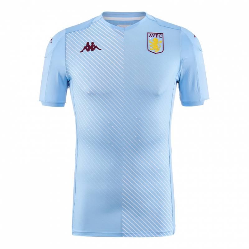 Camiseta Aston Villa exterior 2019/2020