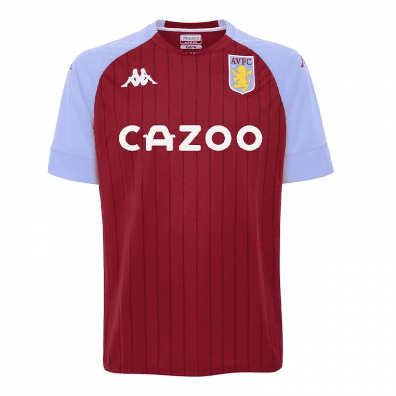 Camiseta Aston Villa casa 2020/2021