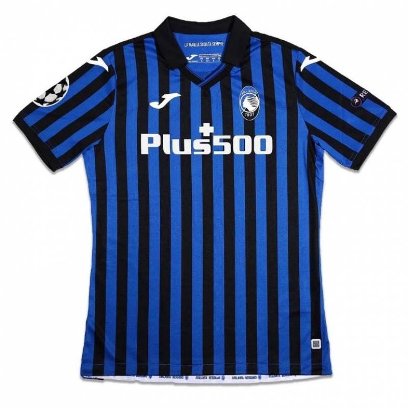 Camiseta Atalanta tercera 2020/2021