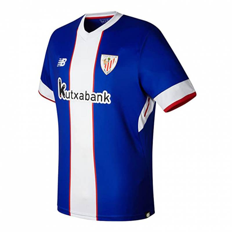 Camiseta Athletic Club tercera 2017/2018