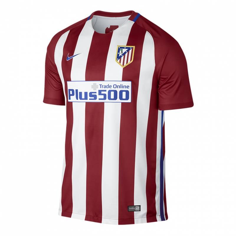 Camiseta Atlético Madrid casa 2016/2017