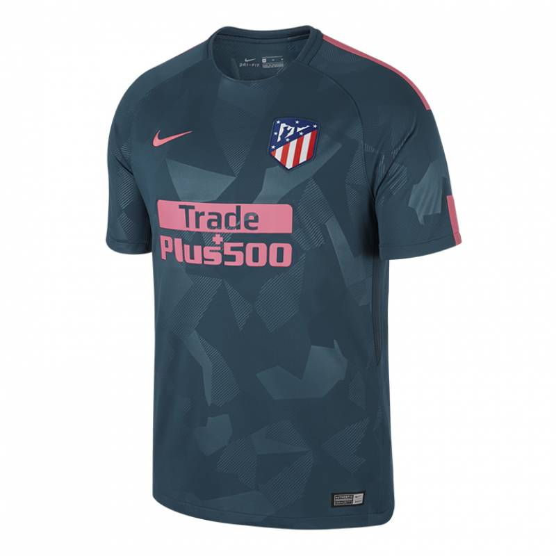 Camiseta Atlético Madrid tercera 2017/2018