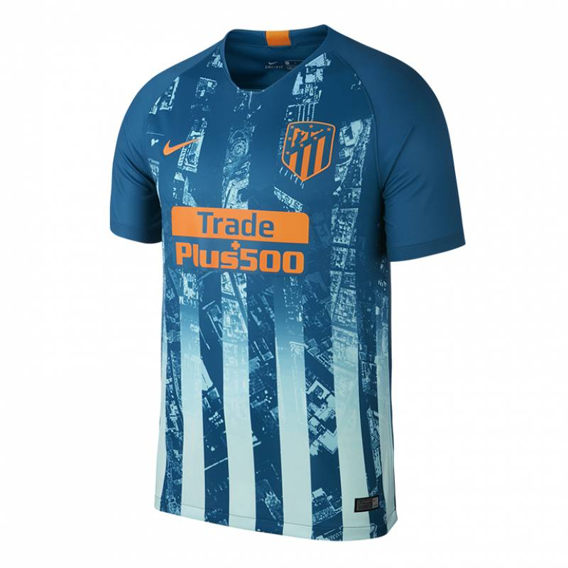 Camiseta Atlético Madrid tercera 2018/2019