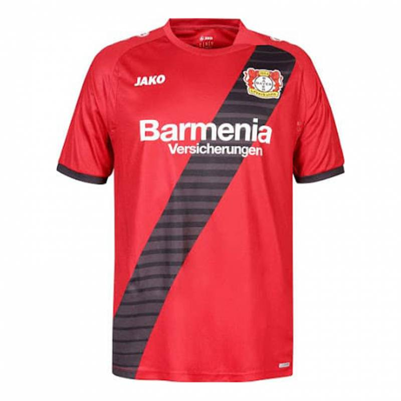 Camiseta Bayer 04 Leverkusen exterior 2018/2019