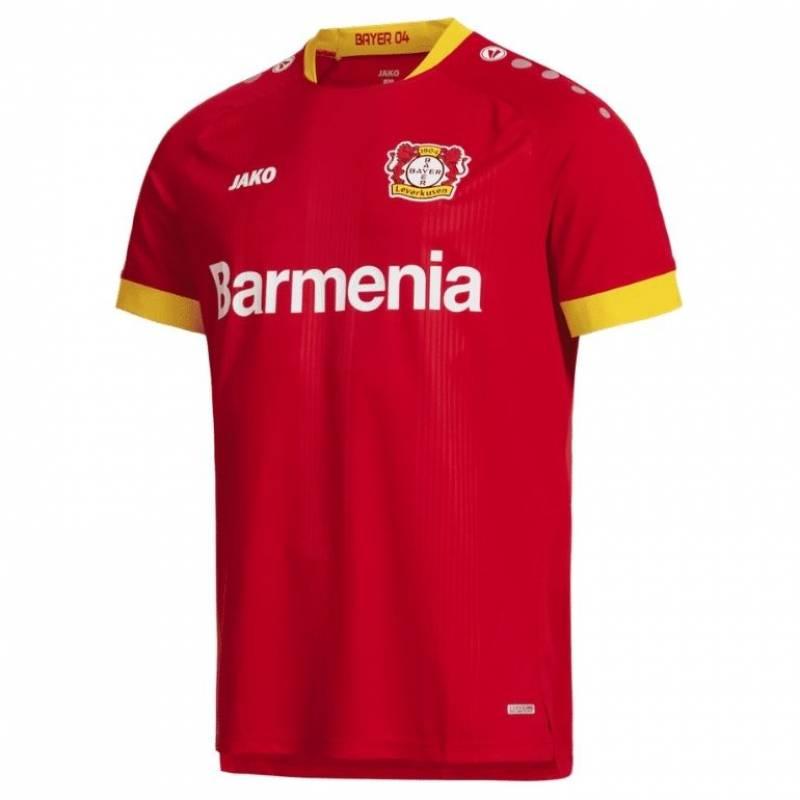 Camiseta Bayer 04 Leverkusen exterior 2020/2021
