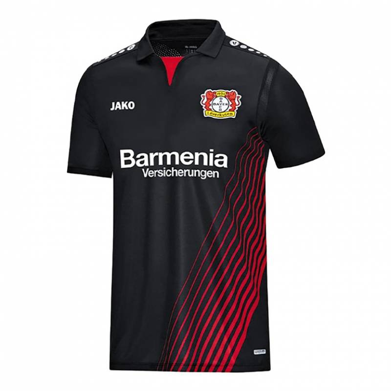 Camiseta Bayer 04 Leverkusen casa 2017/2018