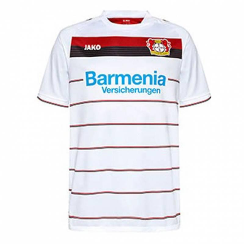 Camiseta Bayer 04 Leverkusen tercera 2017/2018