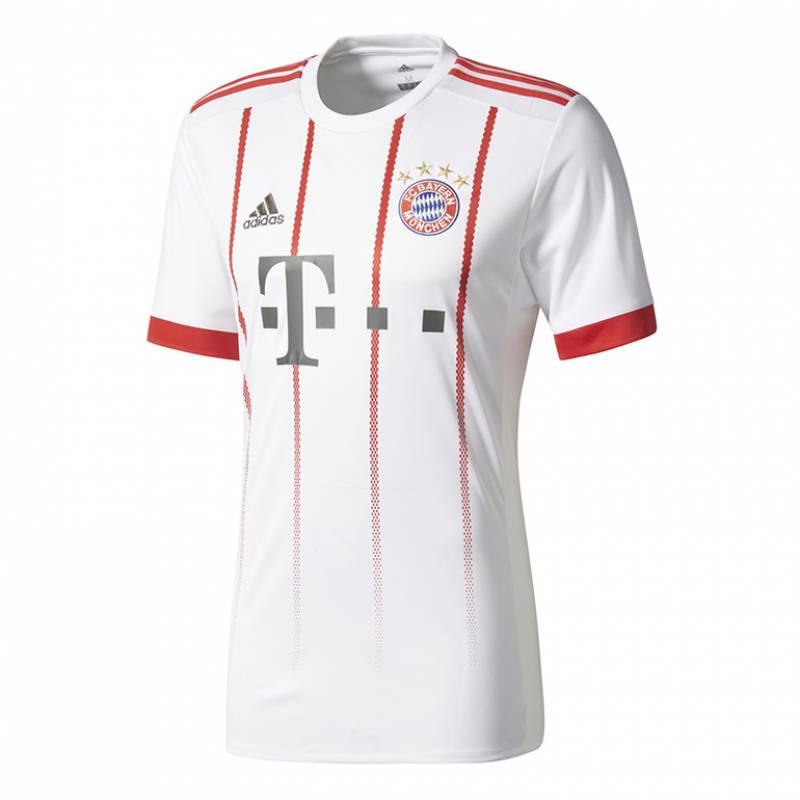 Camiseta Bayern München exterior 2017/2018
