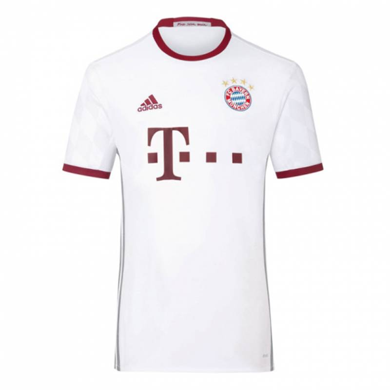 Camiseta Bayern München tercera 2016/2017