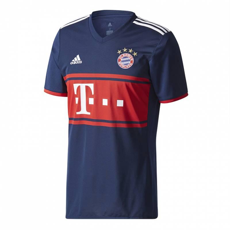 Camiseta Bayern München tercera 2017/2018