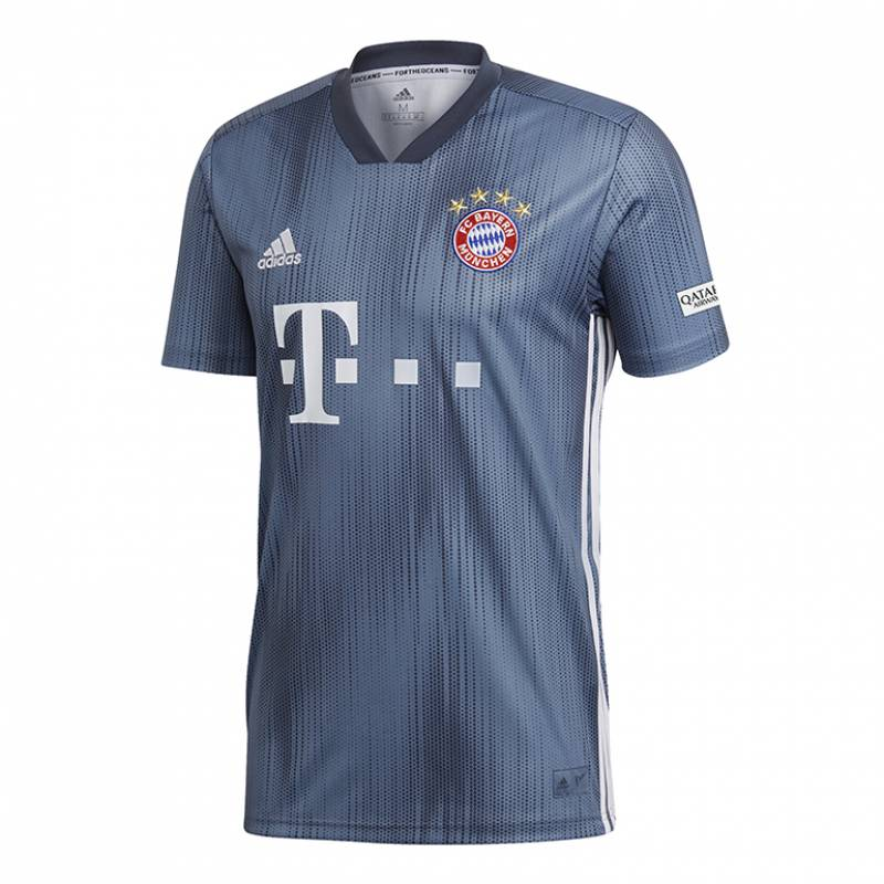 Camiseta Bayern München tercera 2018/2019