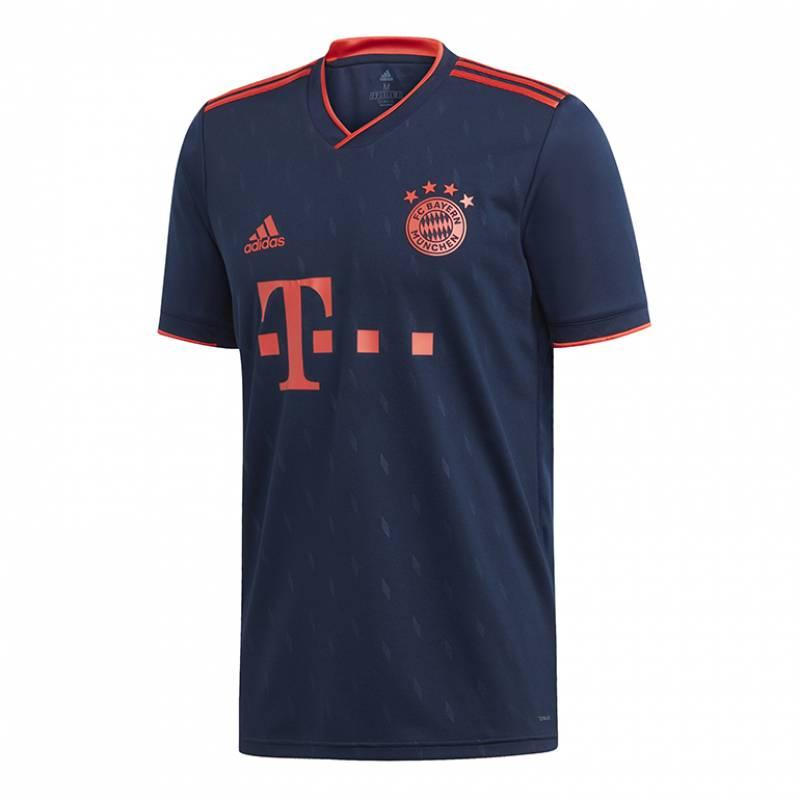 Camiseta Bayern München tercera 2019/2020