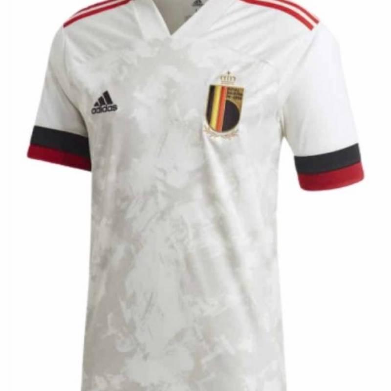 Camiseta Bélgica exterior 2020