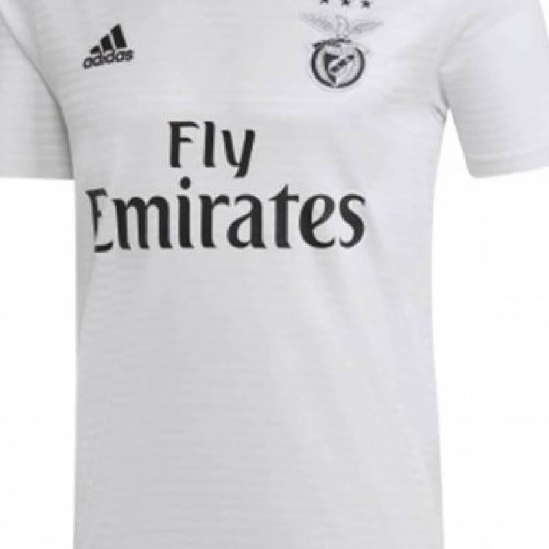 Camiseta SL Benfica exterior 2018/2019