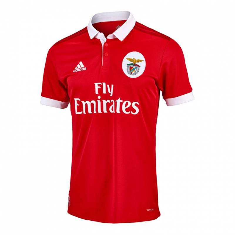 Camiseta SL Benfica casa 2017/2018