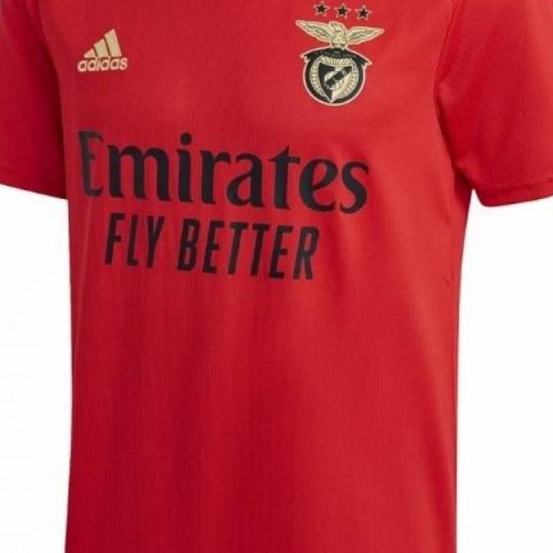 Camiseta SL Benfica casa 2020/2021