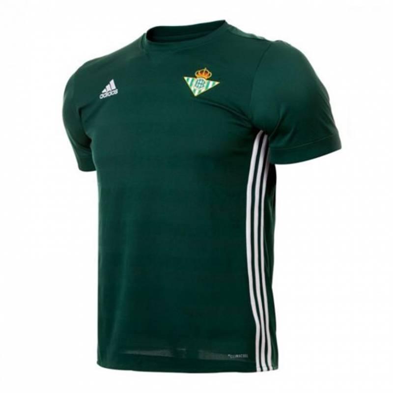 Camiseta Real Betis exterior 2017/2018