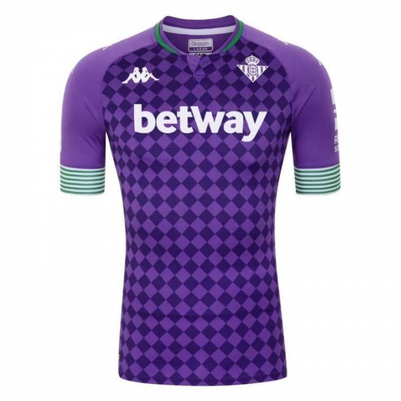 Camiseta Real Betis exterior 2020/2021