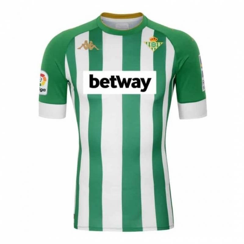 Camiseta Real Betis casa 2020/2021