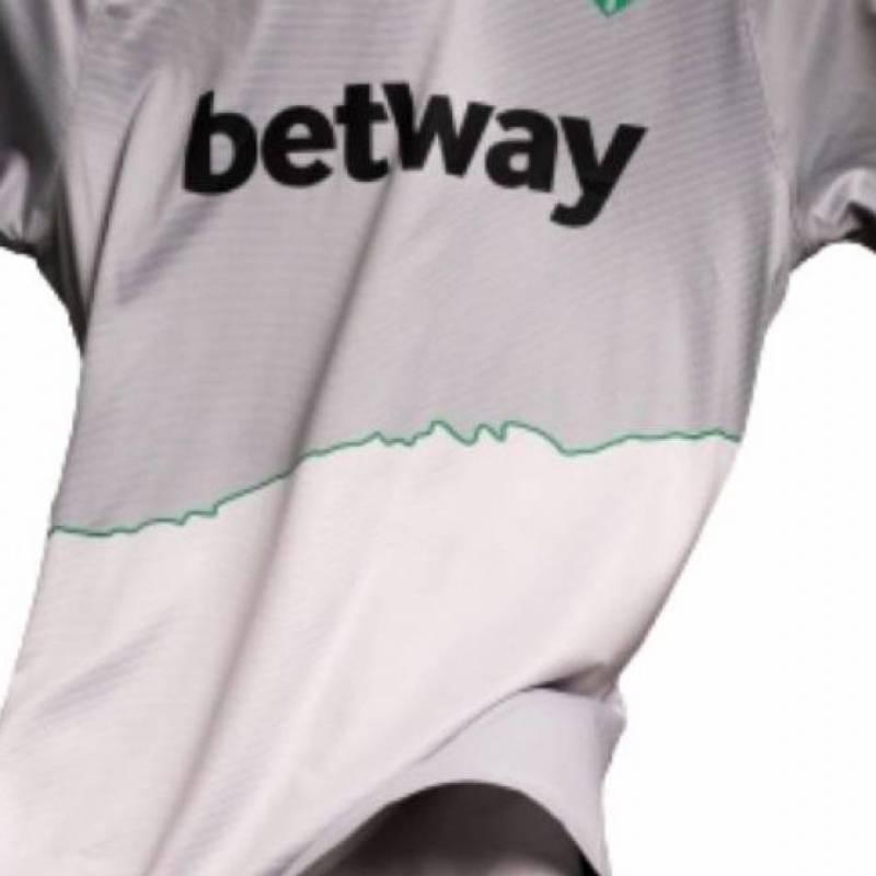 Camiseta Real Betis tercera 2020/2021