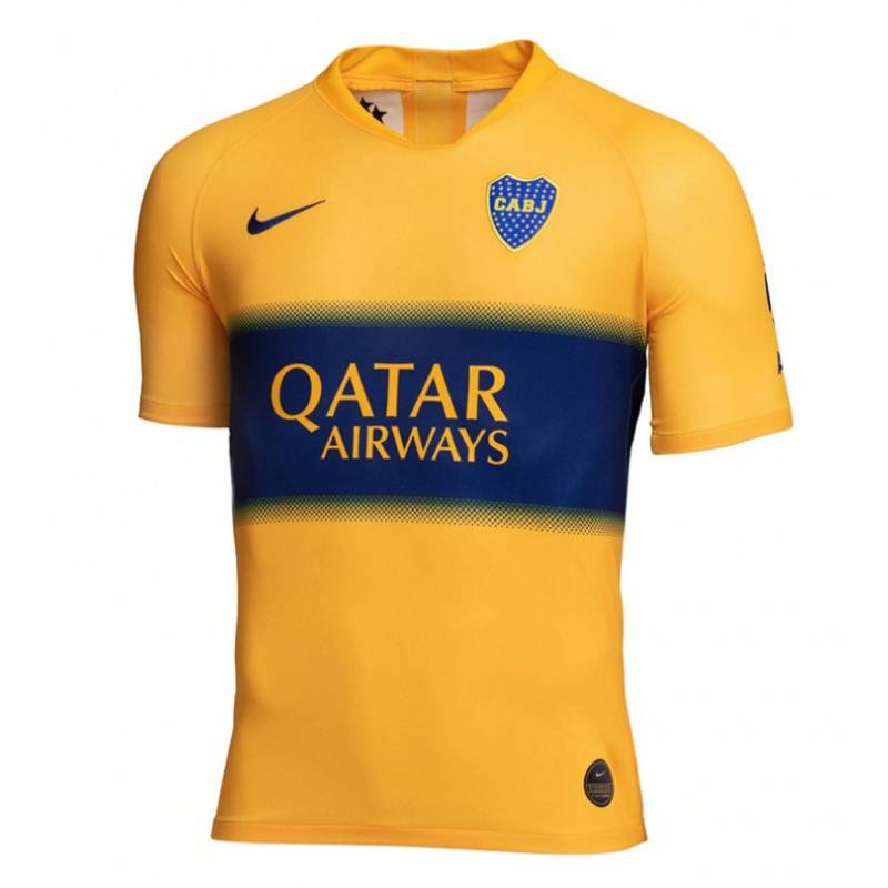 Camiseta Boca Juniors exterior 2019/2020