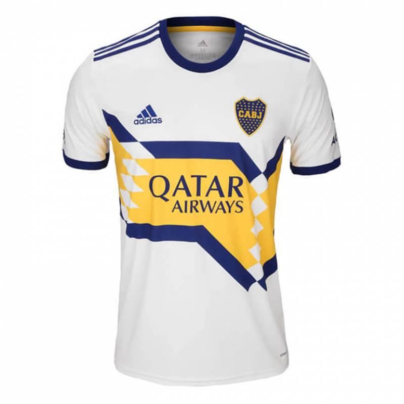 Camiseta Boca Juniors exterior 2020/2021