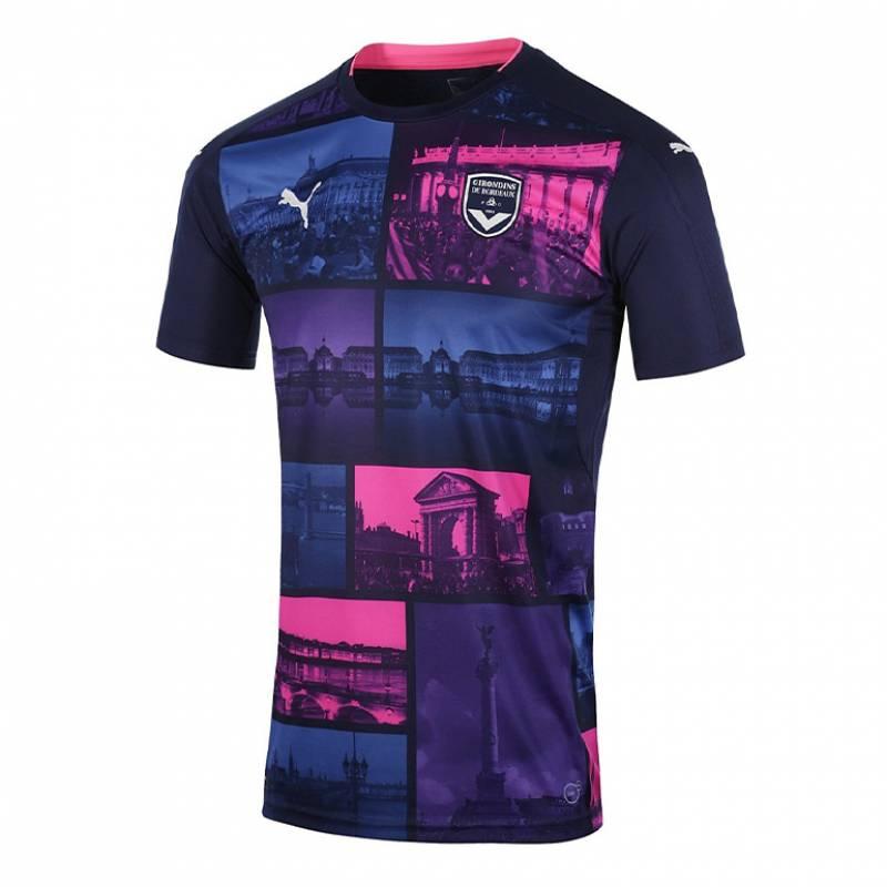 Camiseta FC Girondins de Bordeaux tercera 2016/2017