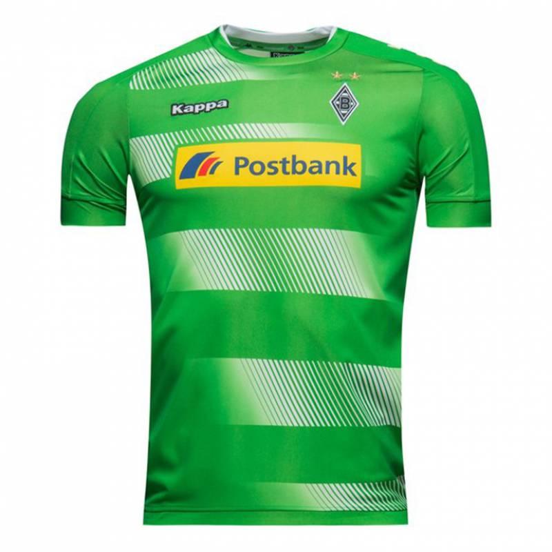 Camiseta Borussia VfL Mönchengladbach exterior 2017/2018