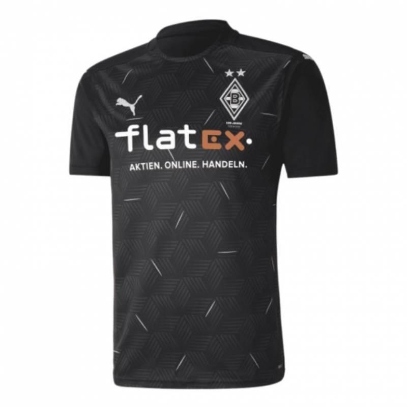 Camiseta Borussia VfL Mönchengladbach exterior 2020/2021